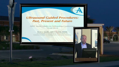 Ultrasound Guided Procedures Past Present Future