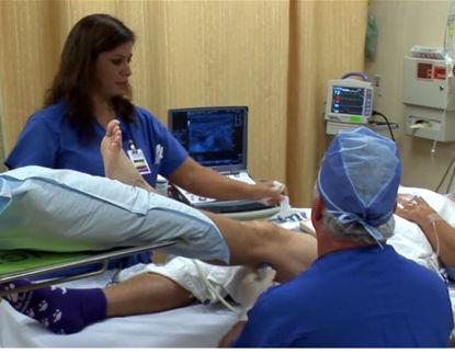 Ultrasound-Guided Regional Anesthesia Preceptorship: Block Nurse