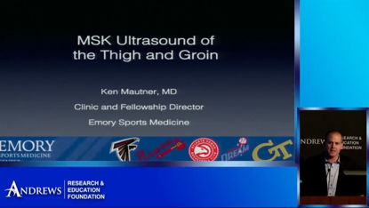 Picture of MSK Ultrasound in Baseball: Part 1