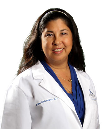 Juliet DeCampos, MD