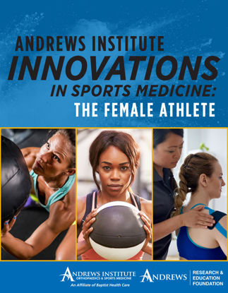 Andrews Institute Innovations in Sports Medicine Cover